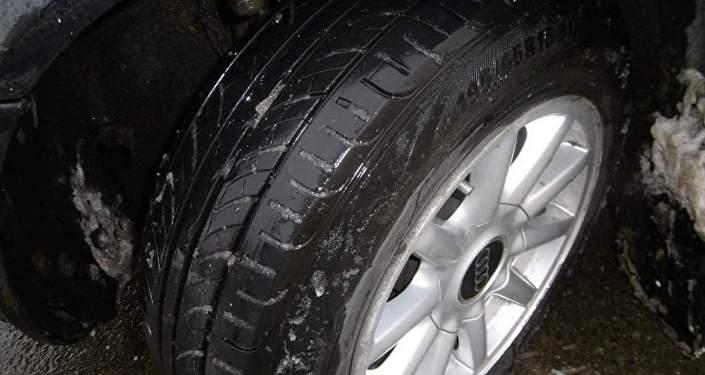 ВГомеле Range Rover залетел натротуар исбил 3-х пешеходов