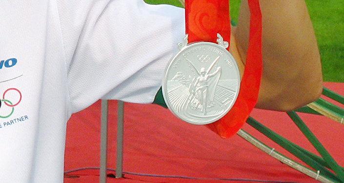 Белорусскую тяжелоатлетку Марину Шкерманкову лишили бронзовой медали задопинг