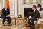 Встреча Александра Лукашенко с заместителем Генерального секретаря ООН Кристианом Фриисом Бахом