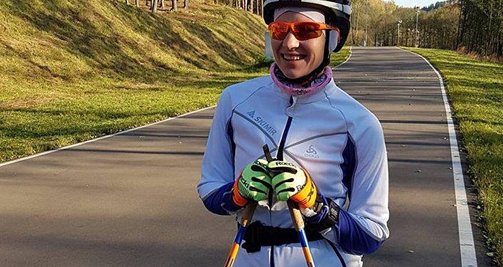 Ксения Бьорндален: Дочь Домрачевой получила фамилию отца
