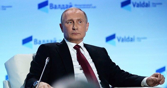 Снижение международной напряженности засчет РФ нас неустраивает— Путин
