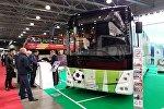 Новый МАЗ для ЧМ-2018 по футболу представили в Москве
