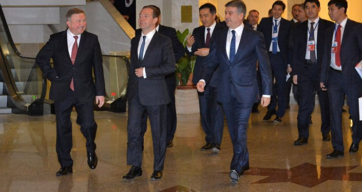 Медведев иЛукашенко обсудили двусторонние отношения иинтеграцию