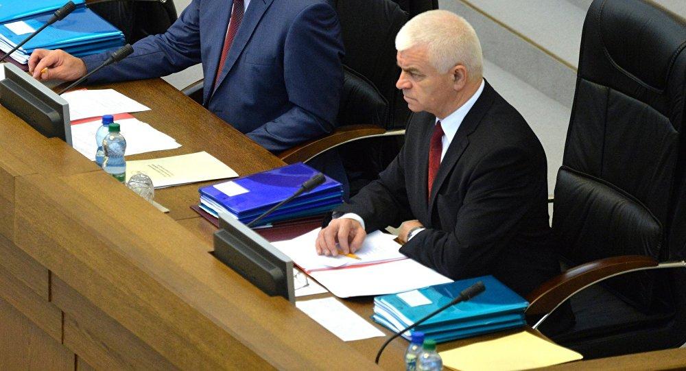 Прошлый зампред Палаты уполномоченных Гуминский назначен первым заместителем исполнительного секретаря СНГ