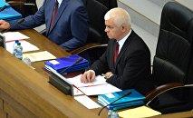 Десятая и последняя сессия Палаты представителей Национального собрания Беларуси пятого созыва