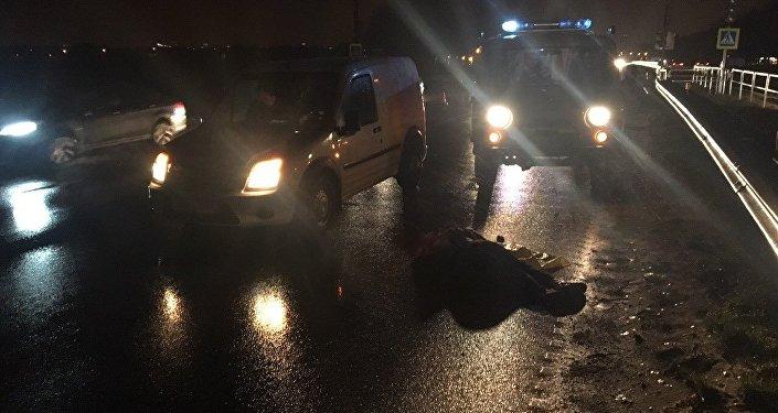 ВОршанском районе сбили 3-х человек, толкавших заглохшую машину— ГАИ