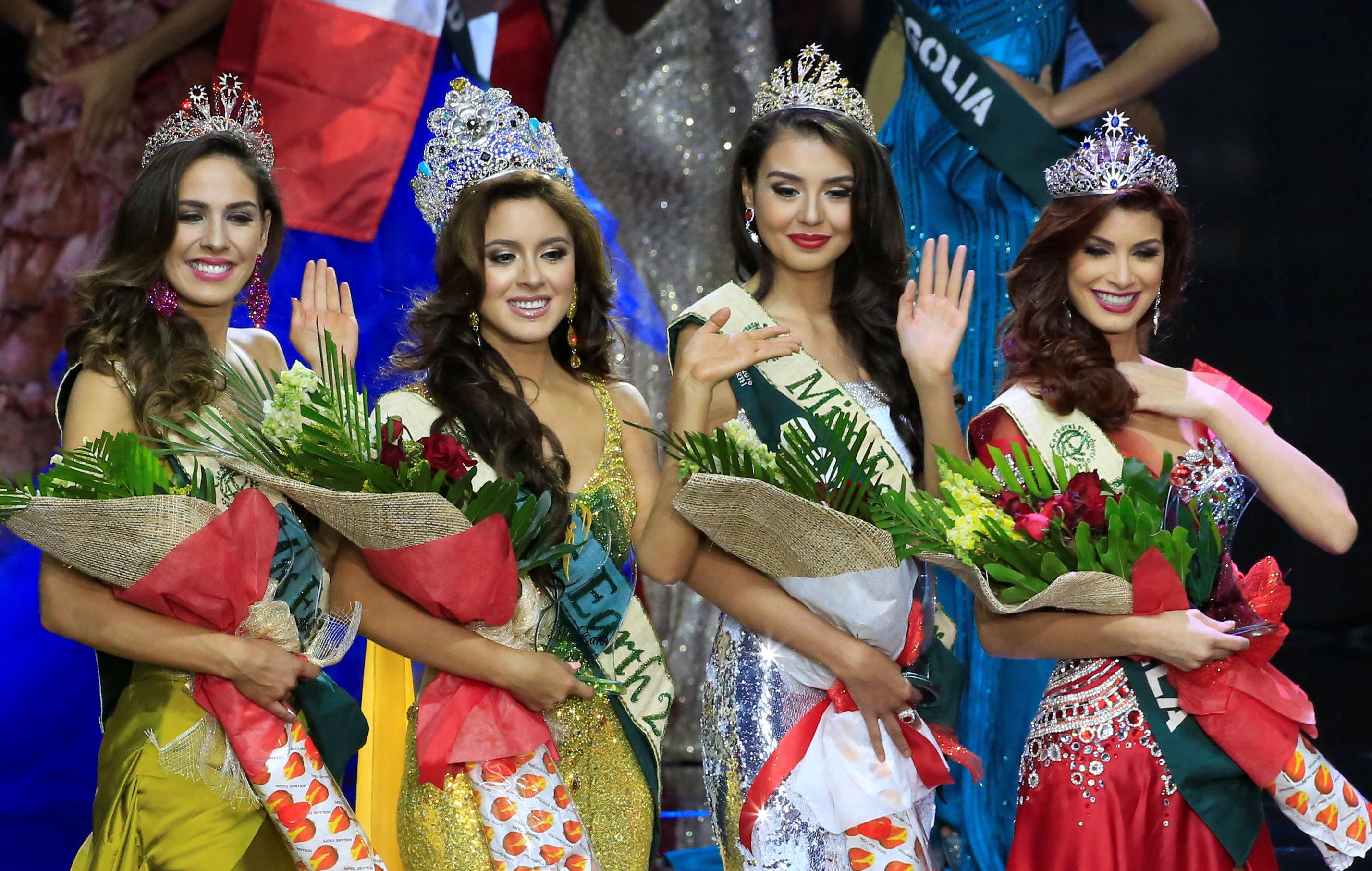 Титул «Мисс Земля-2016» получила модель изЭквадора