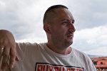 Сергей Цуркану, корреспондент информационного агентства Sputnik Молдова