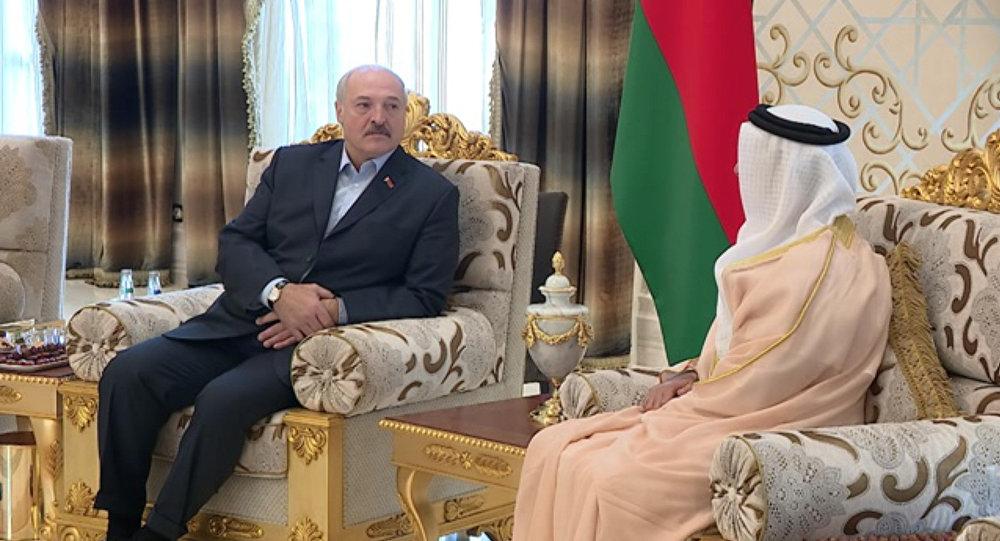 Лукашенко 29октября отправится вКатар иОАЭ