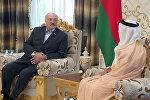Президент Беларуси Александр Лукашенко прибыл с рабочим визитом в Объединенные Арабские Эмираты