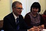 Официальный визит главы Региональной делегации МККК в России, Беларуси и Молдове Магне Барта