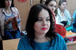 Журналист радио Sputnik Молдова Наталья Иовва