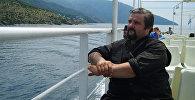 Протодиакон Андрей Скробот