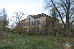 Дом, где были найдены наркотики