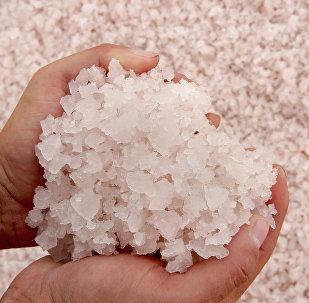 Соляной промысел, архивное фото
