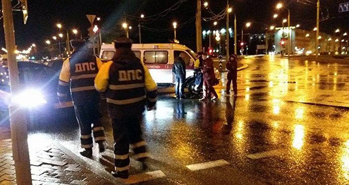 Задержали водителя Рэно, который под Ивацевичами сбил насмерть велосипедистку и исчез