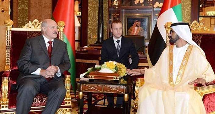 Александр Лукашенко: двери Республики Беларусь для ОАЭ всегда открыты