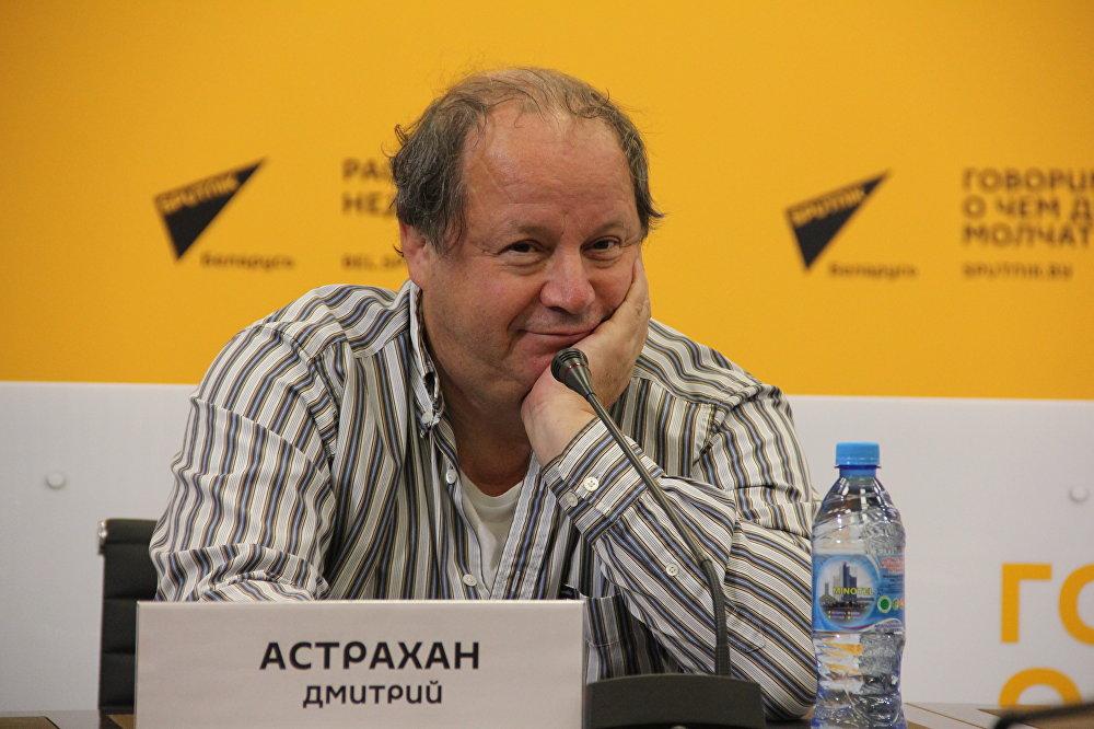 Режиссер Дмитрий Астрахан