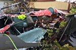 Крушение вертолета в Сочи