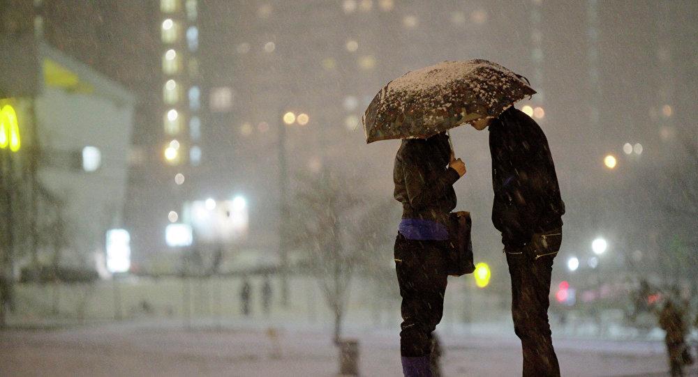 НаБеларусь идет циклон Gisi: онпринесет дожди иснег