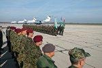 Международные тактические учения Славянское братство — 2016