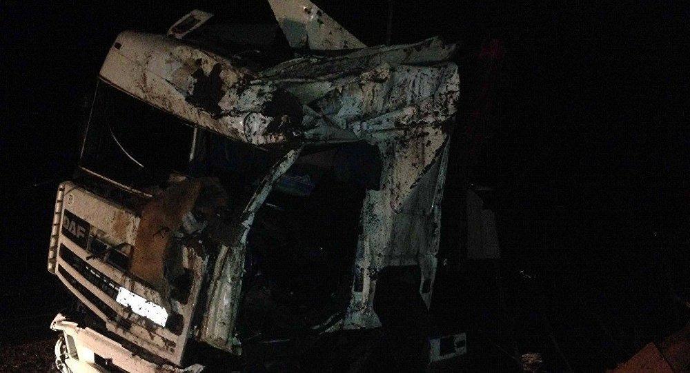 В трагедии вОшмянском районе умер дальнобойщик с25-летним стажем