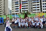 Сборная Беларуси на Олимпийских играх в Рио-де-Жанейро
