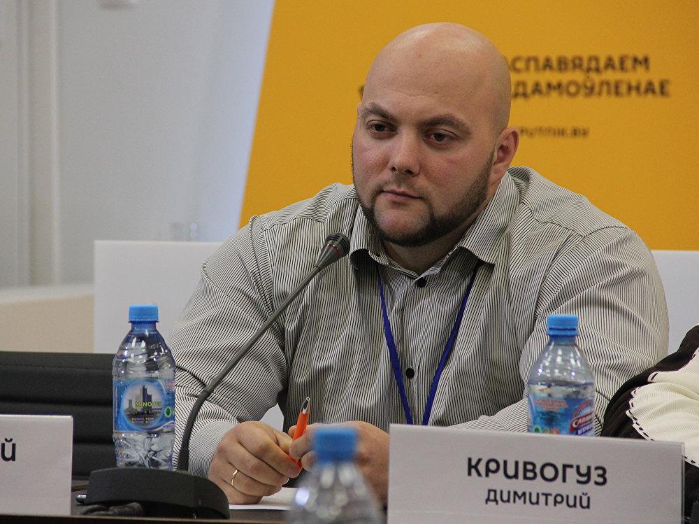 Генсекретарь БФСМ Сергей Ващинский
