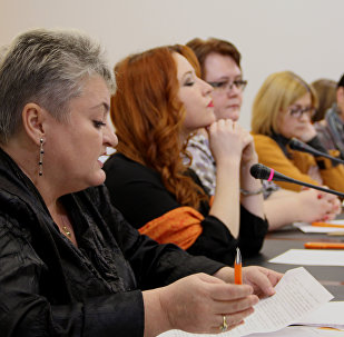 Круглый стол о гендерной политике на рынке труда Беларуси