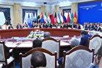 Экономика, деньги и безопасность — в Бишкеке прошел саммит ШОС