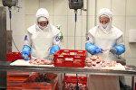 Мясо есть: из чего делают куриную колбасу