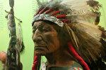 Индеец племени Дакота