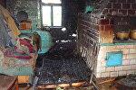 Пожар в Пружанском районе