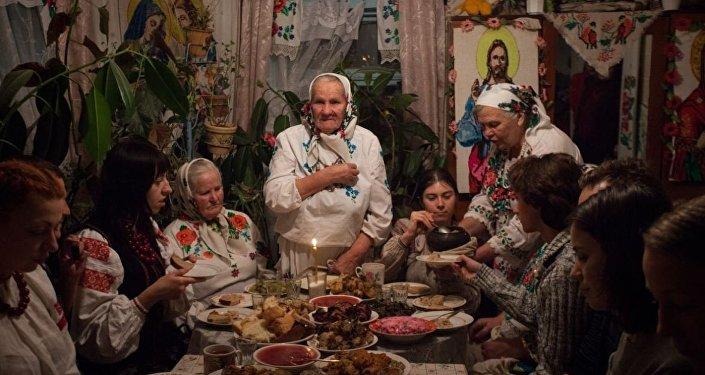 Белорусские народные традиции деревня Погост