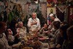Белорусские народные традиции: деревня Погост