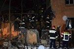На месте взрыва бытового газа в Иванове