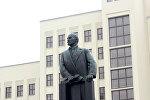 Памятник Ленину на площади Независимости в Минске