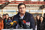 Спутник_Мне надоело – Саакашвили об отставке, коррупции и воровстве на Украине