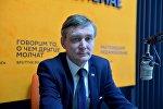 Консул России в Беларуси Игорь Карягин