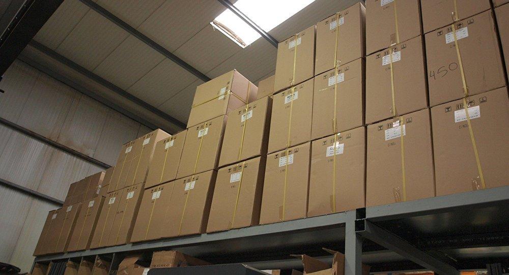 Предприниматель пытался ввезти контрабандой неменее 80 ноутбуков