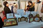 На выставке китайских товаров в Минске