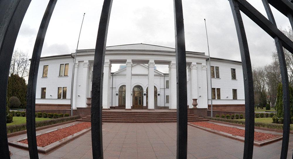 Правительственная резиденция на Войсковом переулке