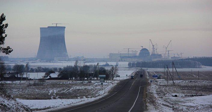 Минск рассчитывает ввести 2-ой энергоблок Белорусской АЭС в 2020г.