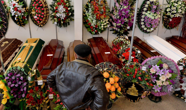 Белорусы в силу традиций предпочитают захоронение в землю в гроб другим видам погребений