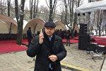 Шорец прибыл в мечеть