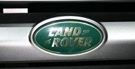 Логотип марки Land Rover