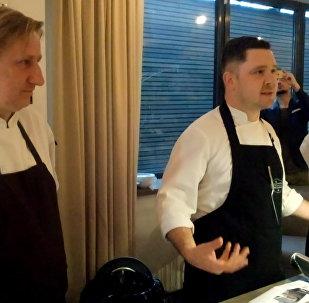 Дни Латвии в Беларуси: для начала кулинарный мастер-класс!