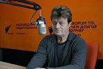 Певец, музыкант, участник ансамбля Белорусские песняры Валерий Дайнеко