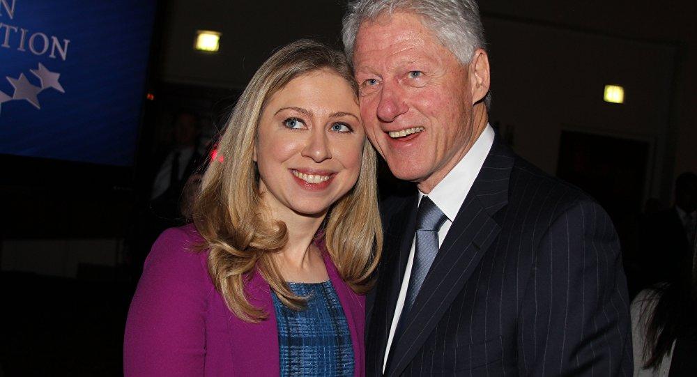 Дочь Клинтон будет баллотироваться вКонгресс США,