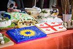 Торты из сыра и рокфор по-грузински